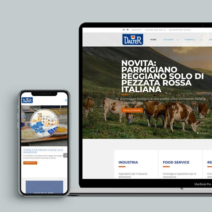 DalterFood Group: una strategia di marketing digitale integrata